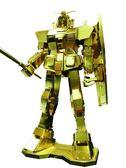 【拼圖總動員 PUZZLE STORY】金色機動戰士-鋼彈 日系/Tenyo/金屬模型