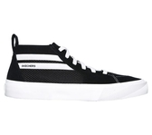 Skechers Champ Ultra [18566BKW] 男鞋 運動 健走 休閒 時尚 穿搭 潮流 輕量 黑白
