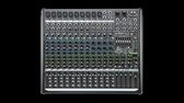 音響世界:美國Mackie ProFX16v2 帶7段EQ及16種數位效果USB混音器 (最新款二代機) (含稅保固)