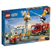 樂高LEGO CITY 漢堡餐廳火災救援 60214 TOYeGO 玩具e哥