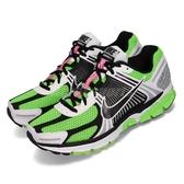 Nike 慢跑鞋 Zoom Vomero 5 SE SP 綠 白 經典款 復古 氣墊 運動鞋 男鞋【PUMP306】 CI1694-300