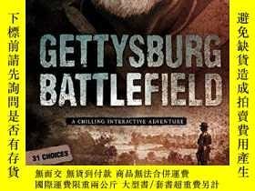 二手書博民逛書店Gettysburg罕見Battlefield: A Chill