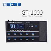 【小麥老師樂器館】GT-1000 電吉他綜合效果器 Guitar Effects Processor 旗艦級吉他效果器
