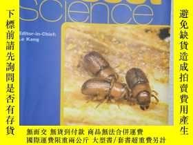 二手書博民逛書店insect罕見science vol 23 number 2