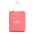 PLAYBOY- 手提袋 BUNNY兔系列-粉紅色