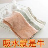 抹布8條裝加厚超吸水毛巾擦地板傢俱玻璃神器超細纖維家用抹布不掉毛
