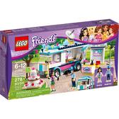 41056【LEGO 樂高積木】Friends 好朋友系列 心湖新聞採訪車