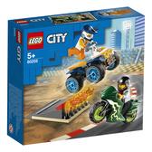 樂高積木 LEGO《 LT60255》City 城市系列 - Stunt Team╭★ JOYBUS玩具百貨