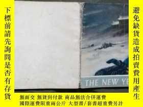 二手書博民逛書店THE罕見NEW YEAR   S SACRIFICE(英文畫