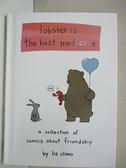 【書寶二手書T7/少年童書_AS7】Lobster Is the Best Medicine_Climo, Liz