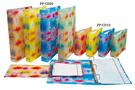 自強牌  CD夾PP-CD20  三孔D型夾(一打裝)