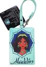 【卡漫城】 茉莉公主 票卡夾 ㊣版 行李吊牌 悠遊卡套 卡片套 證件套 Jasmine 阿拉丁 Aladdin 迪士尼