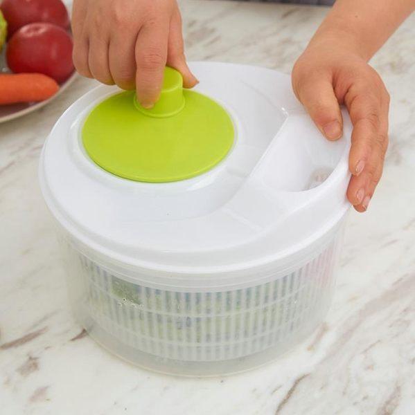 洗菜機水果蔬菜油炸甩干器廚房沙拉脫水攪拌機