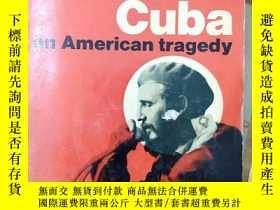 二手書博民逛書店Cuba:罕見an American Tragedy by Ro