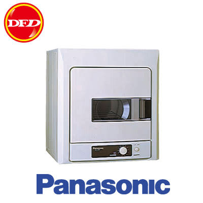 國際牌 PANASONIC NH-L70Y-AA 架上型乾衣機 7KG 烘衣防皺設計 瓷灰色 (架子N-U168U-H 需另購) 公司貨
