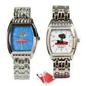 【卡漫城】 史奴比 手錶 ㊣版 史努比 男錶 女錶 Snoopy 不鏽鋼 金屬錶 ~ 原價七折出清 /款