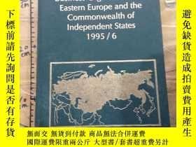 二手書博民逛書店Major罕見Business Organisations .of Eastern Europe and the
