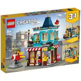 樂高 LEGO 31105 排屋玩具店
