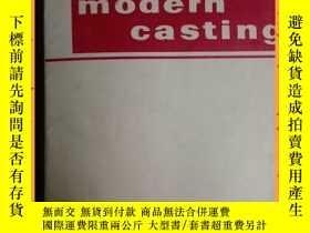 二手書博民逛書店英文書罕見mordern casting 1987 12 現代鑄造1987 12Y16354 詳情見圖片 詳情