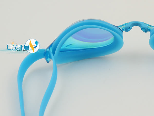 *日光部屋* Nile (公司貨)/ NPR-1M-BLBU 鍍膜/低阻/流線/競賽款泳鏡