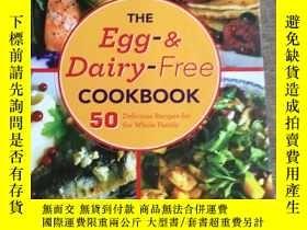 二手書博民逛書店THE罕見EGG-&Dairy-Free CookBookY33
