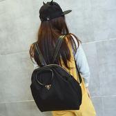 後背包女正韓 尼龍日韓旅行包包學生書包大容量媽咪背包防潑水 奈斯女裝