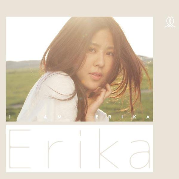 Erika  I Am Erika CD  (音樂影片購)