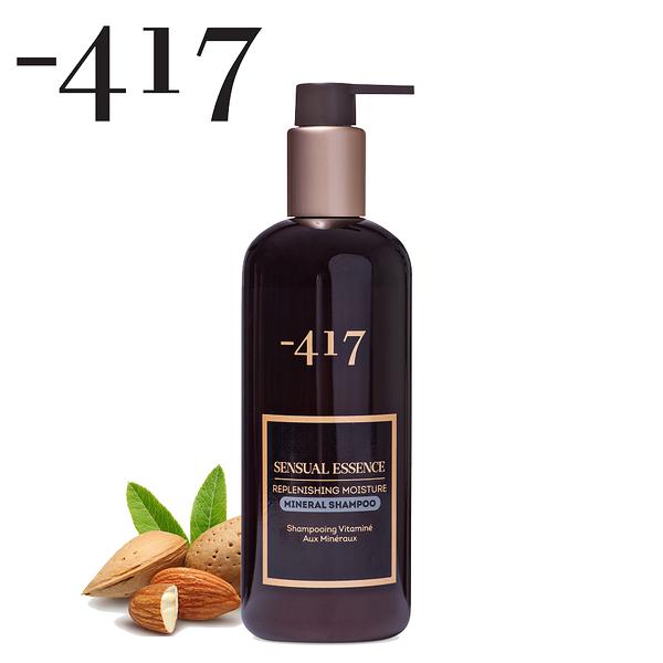 Minus 417 輕感潤澤死海礦物洗髮精_鎖色修護 350ml