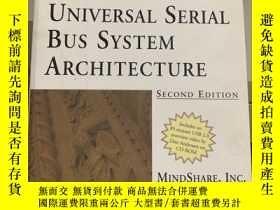 二手書博民逛書店universal罕見serial bus system arc