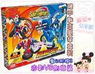 麗嬰兒童玩具館~魔幻陀螺3 機甲戰車豪華套裝-赤影VS劍齒鯊.可變形(附戰鬥盤&發射器)