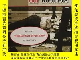 二手書博民逛書店16開英文原版罕見seeking our brothersY28