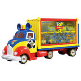 《TOMICA 》TS4玩具總動員收納車╭★ JOYBUS玩具百貨