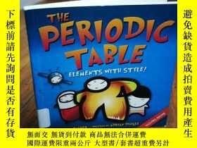 二手書博民逛書店The罕見Periodic TableY12800 Adrian