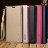 華碩 ZenFone5Q ZC600KL Hanman真皮 磁扣 內軟殼 皮套 插卡 支架 掛繩 手機殼 保護殼