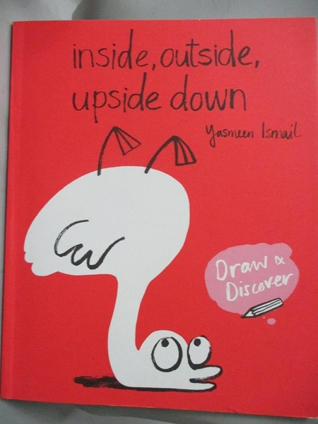 【書寶二手書T9/少年童書_ZFO】Inside, Outside, Upside Down: Draw & Disco