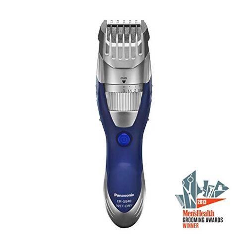 【美國代購】Panasonic Beard修剪器和鬍鬚修剪器ER-GB40-S 可水洗