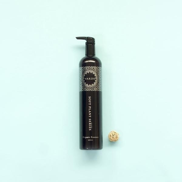 洗髮【花柔自然萃 Farzo】鳶尾花保濕洗髮精1000ml (染燙髮質受損毛髮專用) 大容量