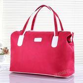 特價手提行李包旅行包防水超大容量女行李袋男女出差旅行袋韓版潮 LOLITA
