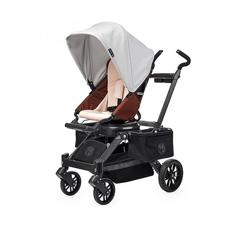 Orbit baby G3 咖啡座椅 功能超級強大的全方位嬰兒推車-mocha slate[衛立兒生活館]