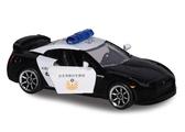 Majorette 美捷輪國際款 台灣限定版 日產 NISSAN GT-R 北市政府警察局巡邏警車 大同分局TOYeGO 玩具e哥