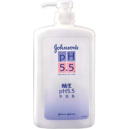 嬌生PH5.5沐浴乳-一般1000ml【愛買】