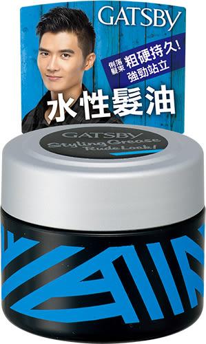 GATSBY 水性髮油35g(強勁款)(小)【屈臣氏】