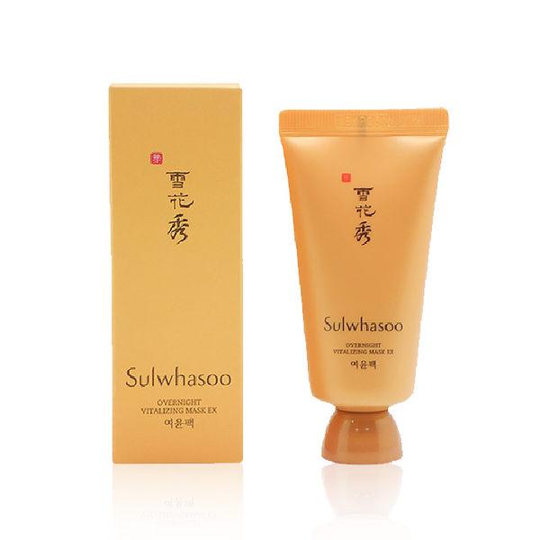 韓國 Sulwhasoo 雪花秀 與潤面膜 30ml ◆86小舖 ◆