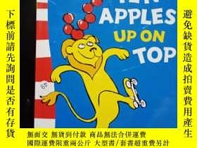 二手書博民逛書店Ten罕見Apples Up on Top Y12498 Dr.
