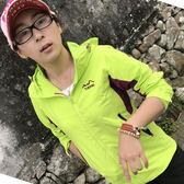 春秋款 戶外運動風衣女防紫外線透氣外套 跑步徒步登山彈力夾克   WY  七夕節活動 最後一天