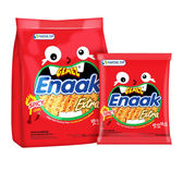 韓國 ENAAK 韓式小雞麵 辣味(增量袋裝30gx3包)【小三美日】