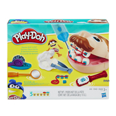 《 Play - Doh 培樂多黏土 》新天才小牙醫 ╭★ JOYBUS玩具百貨