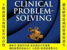 二手書博民逛書店Nejm罕見Clinical Problem Solving (new England Journal Of Me