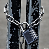 NF鋅合金密碼掛鎖34位健身房更衣櫃子門行李箱包迷你密碼鎖小鎖頭  快意購物網