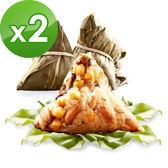 【樂活e棧 】南部素食土豆粽子(6顆/包,共2包)